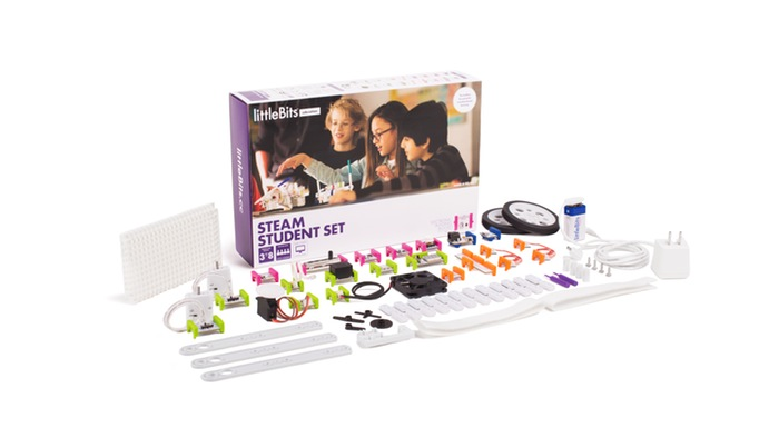 STEAM Student Kit - littleBits