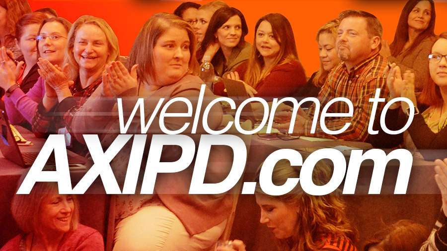 AXIPD online welcome