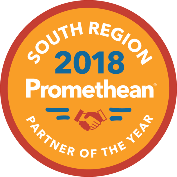 Promethean south region partner 2018