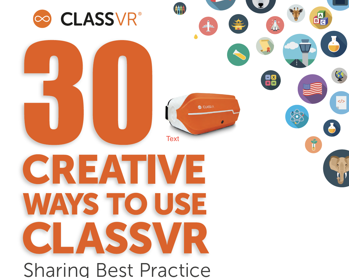 30 creative ways to use class VR